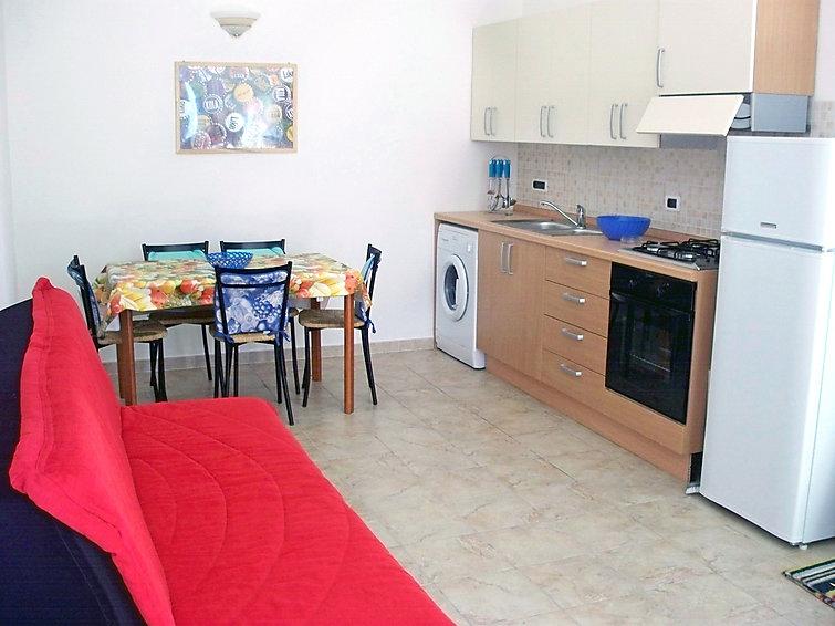 Ubytování v Itálii, Valledoria