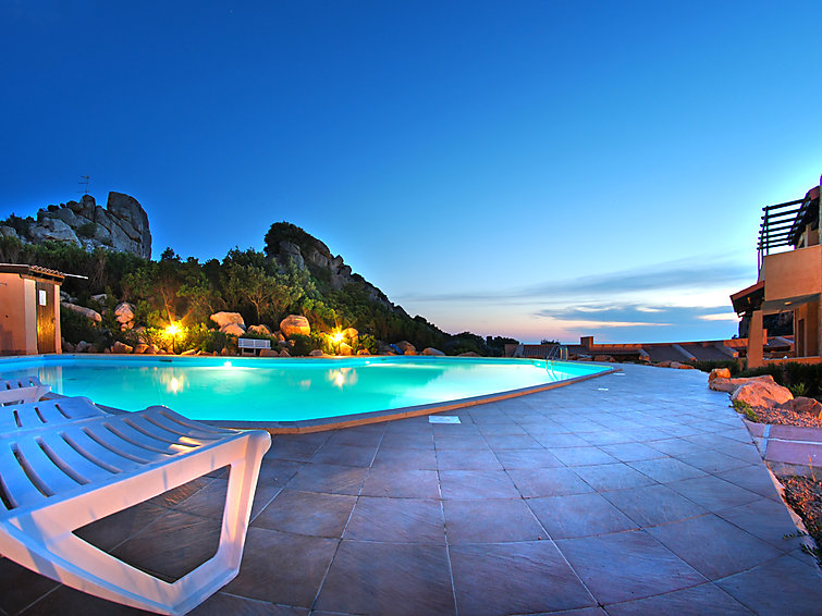 Ubytování v Itálii, Costa Paradiso