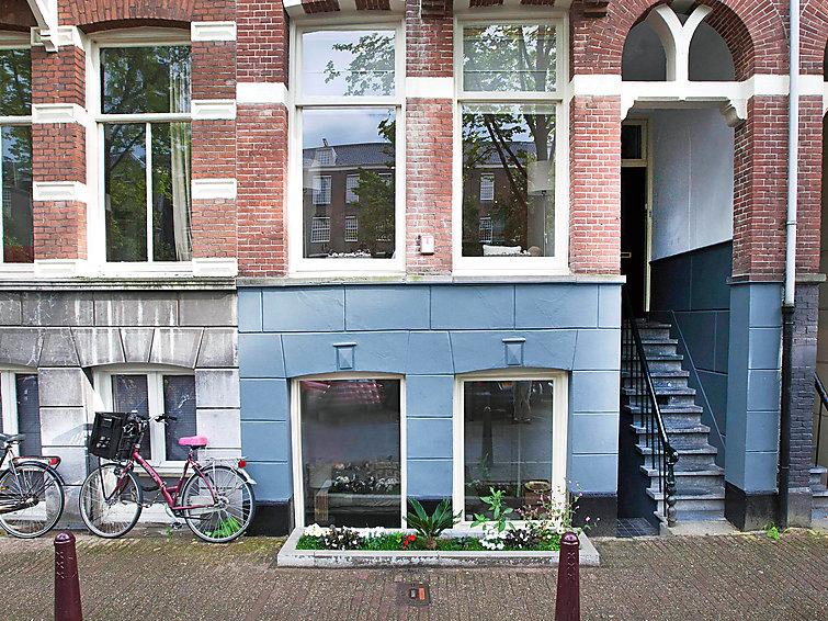 Ubytování v Nizozemí, Amsterdam