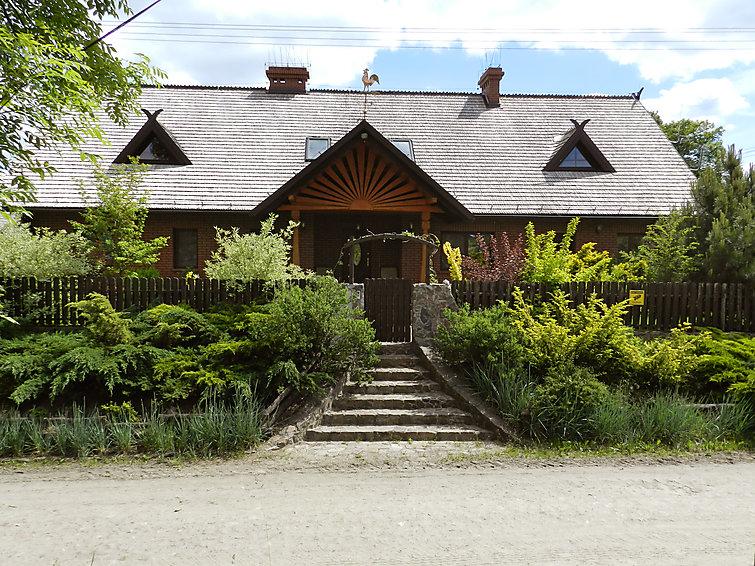Ubytování v Polsku, Sorkwity
