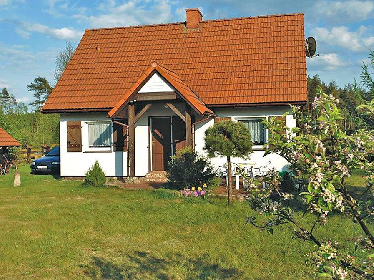 Ubytování v Polsku, Niedalino-Czacz
