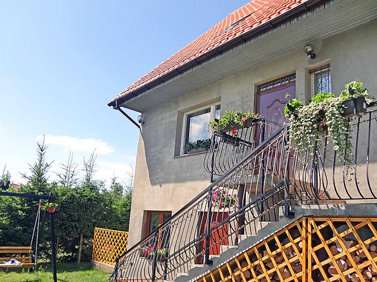 Ubytování v Polsku, Lubkowo