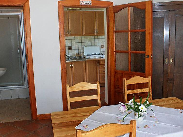 Ubytování v Polsku, Skidzin