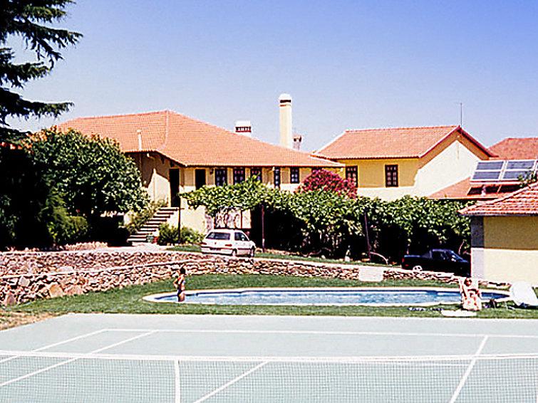 Ubytování v Portugalsku, Bornes